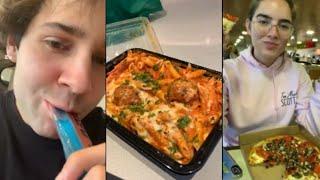 DAVID DOBRIK'S FOOD REVIEW ON INSTAGRAM [PART 4]
