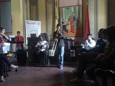 Ismael, Compare pancho en trombon expo HMV UC