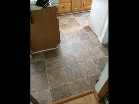 How To Install Vinyl Linoleum Flooring Tips Installing