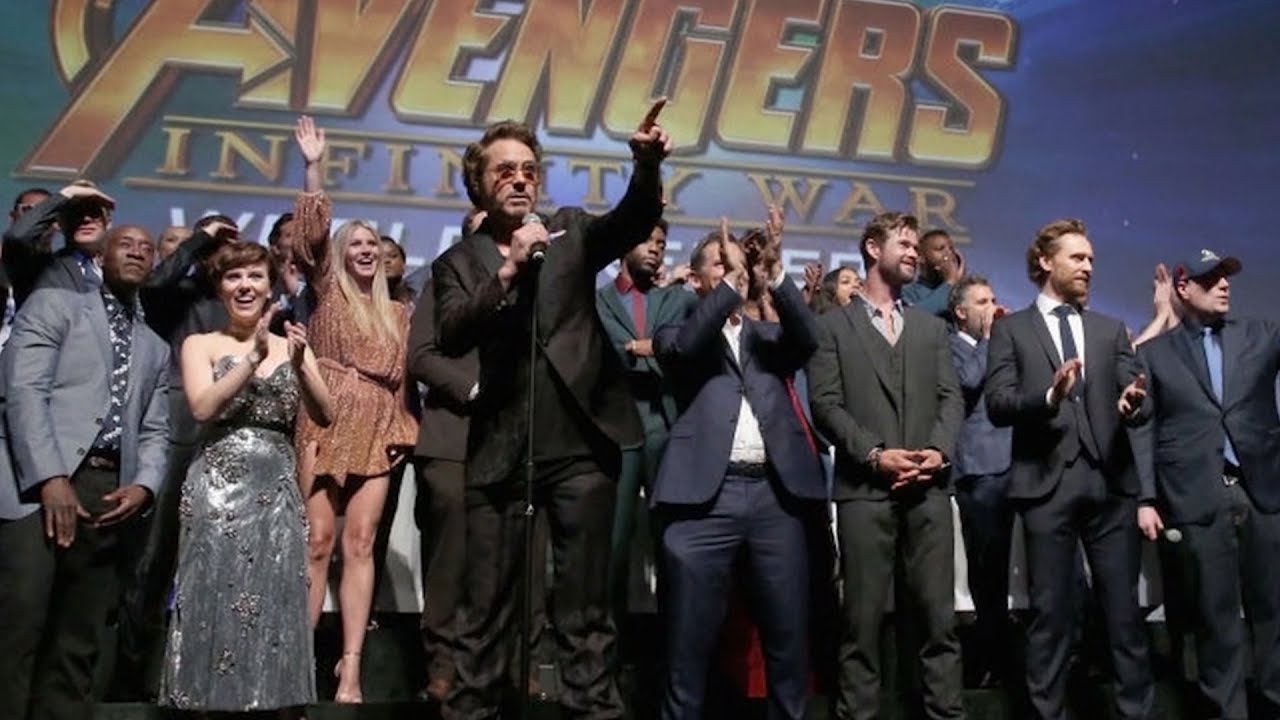 Reddit Rallies to Get Terminally Ill Marvel Fan Advanced Screening of  Avengers 4