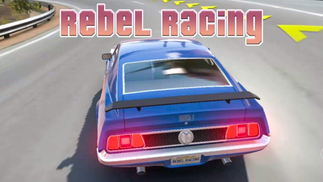 Rebel Racing - Android Racing Game - Part 2