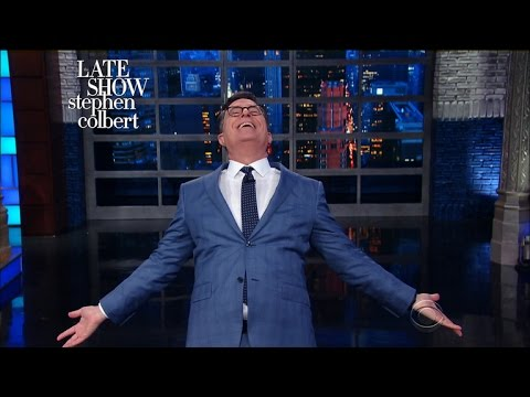 Image result for Stephen Colbert Digs Into Comey's Opening Statement Before Senate Hearing