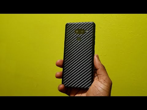 How To Make Your own Dbrand Skin (LG G8 Edition)