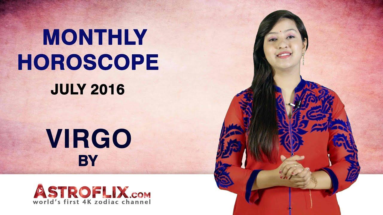Virgo | Monthly Horoscope | July 2016 by GaneshaSpeaks com