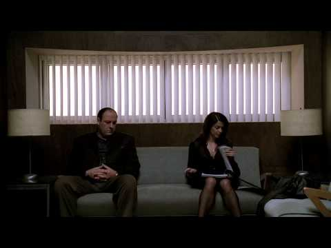 The Sopranos  Tony meets Gloria Trillo for the first time
