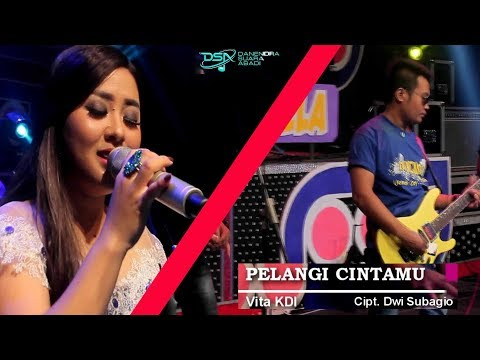 Vita KDI - Pelangi Cintamu [OFFICIAL]