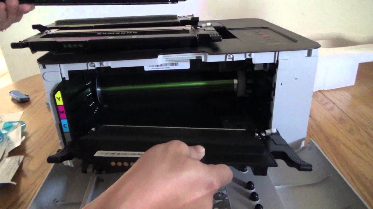 Xpress color printing - Unboxing And Review Of Samsung Xpress C410w Color Laser Printer Youtube