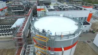 Nowa elektrociepłownia gazowa w Toruniu