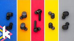 Die besten kabellosen In-Ear Kopfhörer unter 50€ (2020)
