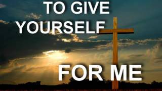 Manger To The Cross by Jordan Biel.wmv