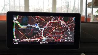 Online Google - Audi A4 MIB2