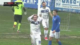 Саммари матча «КАМАЗ» - «Звезда»