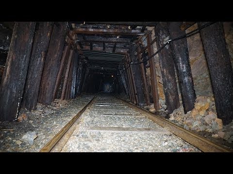 Coal Mine Inspection At Pioneer Mine Tunnel, Ashland, Pa