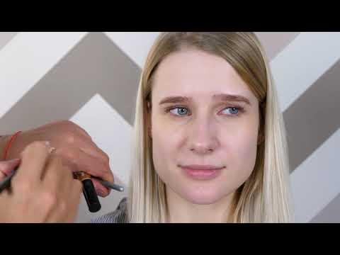 Макияж для девушек со светлой кожей!