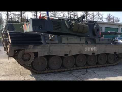 Leopard 1 start up