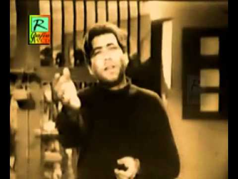 Saleem Raza's best memorable song..Meray dil ki anjuman main.flv