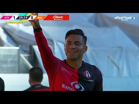 Gol de Jairo Torres   Atlas 2 - 0  FC Juárez   Liga MX - Guard1anes 2021  - Jornada 10