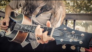 Over 10 Minutes oḟ Laid-Back Acoustic Blues Guitar to Escape To
