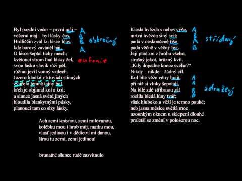 Jazykové prostředky v uměleckém textu