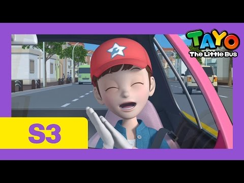 Tayo S3 EP18 The best mechanic l Tayo the Little Bus
