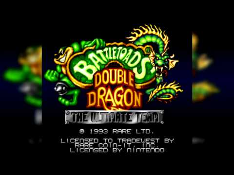 David Wise - Battletoads Double Dragon The Ultimate Team Level 1 Snes