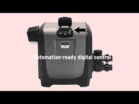 Jandy JXi Pool Heaters Save Space, Money and Energy