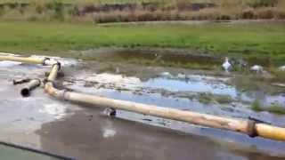 видео труба бетоновода