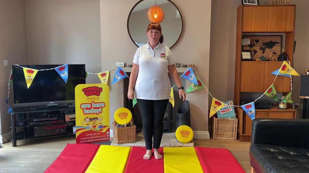 Vol 18 - TT at home - Tumble Tots Bolton and Bury - YouTube