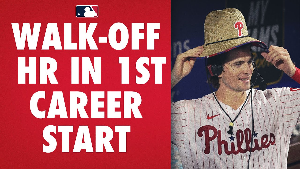 Luke Williams' 1st career home run walks Philadelphia Phillies off ...