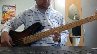 Franz Ferdinand - take me out bass cover with tab