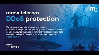 Manx Telecom DDoS Protection powered by Radware
