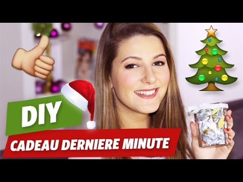 diy cadeau derni re minute et mini budget youtube. Black Bedroom Furniture Sets. Home Design Ideas