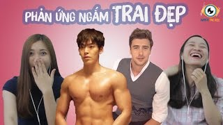 Phản ứng khi ngắm trai đẹp (Song Joong Ki, Lee Joong Suk, Kim Woo Bin, Chris Evan,...) dinle ve mp3 indir