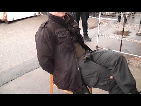 Поліцейські затримали всіх учасників розбійного нападу на адміністрацію ринку у Миколаєві