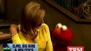 Chris Jansing Interviews Elmo