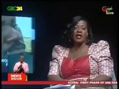 Movie Stars Pay Tribute To GTV's Movie Chat Room Host Irene Asante