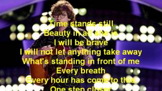Matt McAndrew-A Thousand Years-The Voice 7[Lyrics]