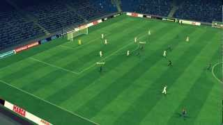Football Manager 2012 - Barcelona 7-0 Real Madrid