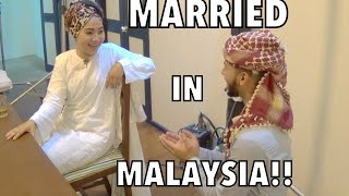 MARRIAGE PROPOSAL IN MALAYSIA GONE WRONG!!