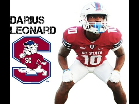 "Darius Leonard South Carolina State University 2016 ""Litty"""