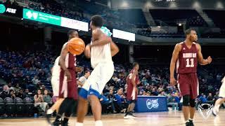 HIGHLIGHTS: DePaul men's basketball vs. Alabama A&M