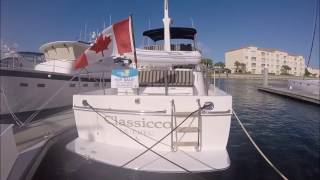 Trawler for sale Ocean Alexander 48
