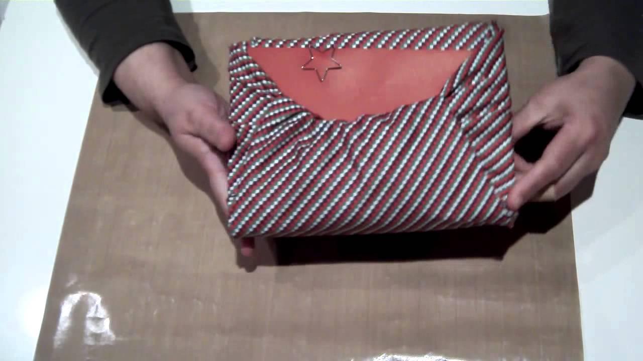 Envoltorios creativos para regalos f cil baratitos y - Papel de regalo original ...