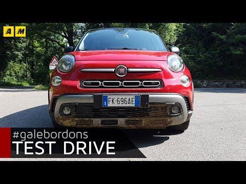 Fiat 500L: Quanto spazio! Che design! Il cambio? Prendetelo manuale!