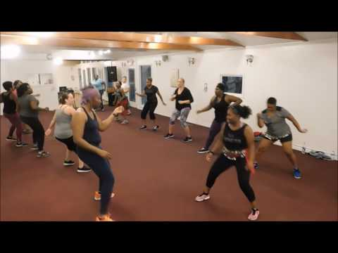 Caribbean Dance Burn Clips by NK Fitness, LLC