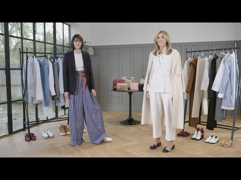 How To Wear Oversized Tailoring  | NET-A-PORTER