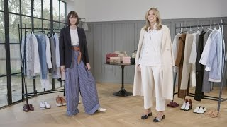 How To Wear Oversized Tailoring