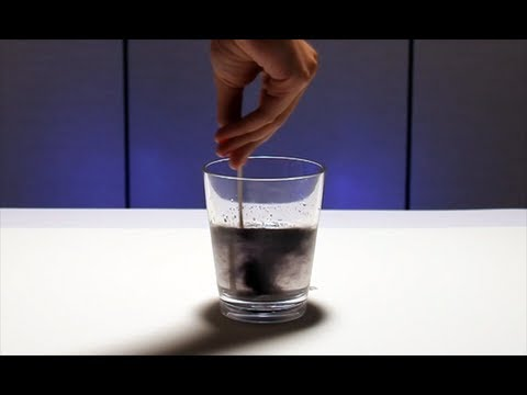 Incredible Chemical Reaction!