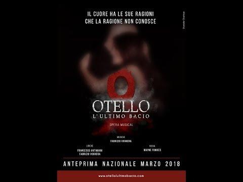 Promo Crowdfunding Otello L'ultimo bacio