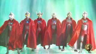 【ウルトラマン基金】ウルトラ6兄弟からのメッセージ thumbnail